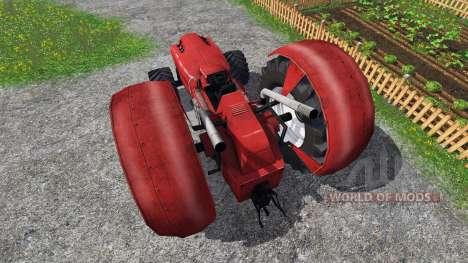 Lizard 2000 v1.1 для Farming Simulator 2015