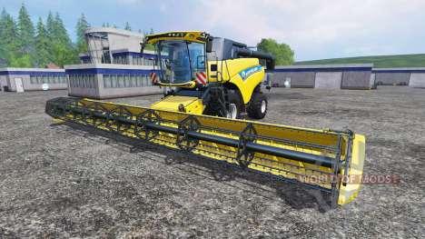 New Holland CR6.90 v0.6 [beta] для Farming Simulator 2015