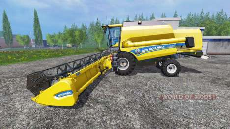 New Holland TC5.90 для Farming Simulator 2015
