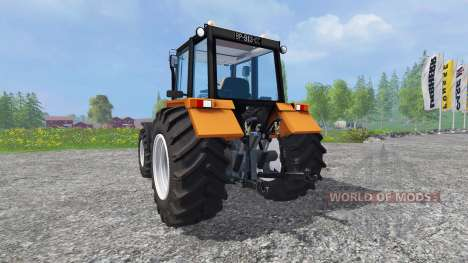 Renault 15554 v1.1 для Farming Simulator 2015