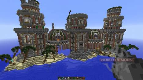 PigronCastle для Minecraft