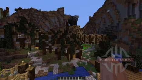 Scary Halloween Coaster для Minecraft
