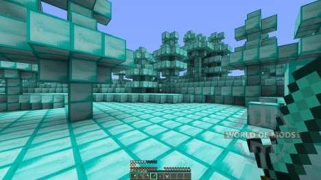 Diamond Biome для Minecraft