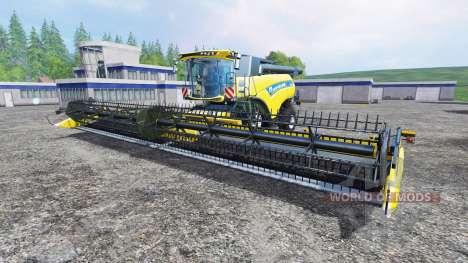 New Holland CR10.90 [multi camera] для Farming Simulator 2015