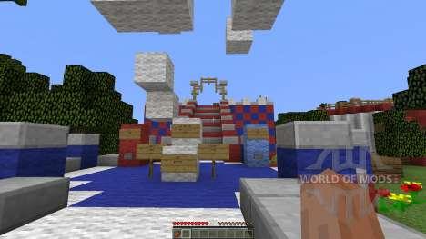 WIPEOUT для Minecraft
