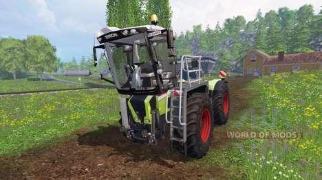 CLAAS Xerion 3800 SaddleTrac v3.0 для Farming Simulator 2015