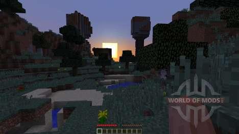 Lair of Herobrine для Minecraft
