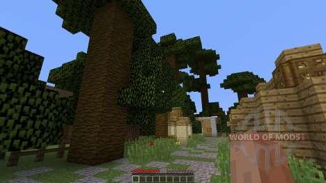 Wrath Of The Assassin для Minecraft
