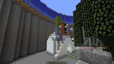 Spawn Collection для Minecraft