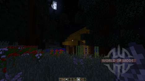 Northern paradise by poohcraft для Minecraft