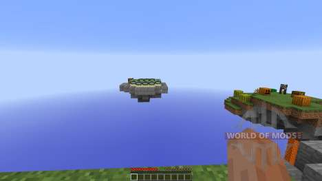 Sky Island Survival для Minecraft
