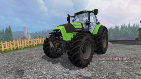 Deutz-Fahr Agrotron 7250 TTV v4.0 для Farming Simulator 2015