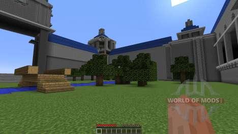 Castle Ketone для Minecraft