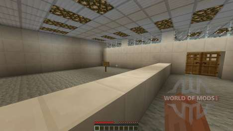 The Timberline для Minecraft