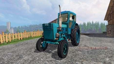 ЛТЗ-40 [edit] для Farming Simulator 2015