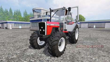Massey Ferguson 698T для Farming Simulator 2015