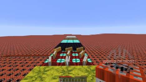 TNT Yo (TNT Island) для Minecraft