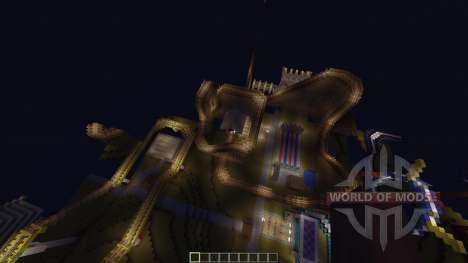 Theme Park для Minecraft