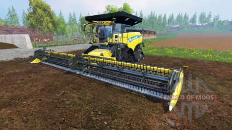 New Holland CR10.90 [ATI] quadtrac для Farming Simulator 2015