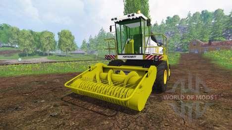 Fortschritt E 282 для Farming Simulator 2015