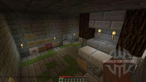 Seeker Chronicles Episode 1 для Minecraft