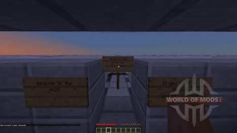 Maze для Minecraft