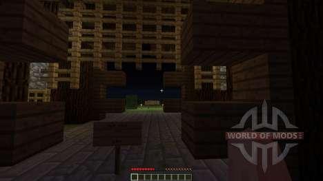 SubSide Factions Server Spawn для Minecraft