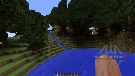 Realistic Lagoon для Minecraft