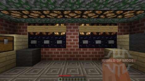 Minecraft Slender Forest для Minecraft