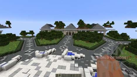 Lobby 1 для Minecraft