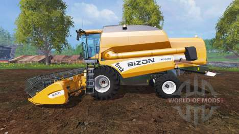 Bizon TC5.90 Prototype v1.2 для Farming Simulator 2015