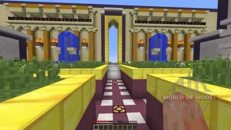 Templu TripluX для Minecraft