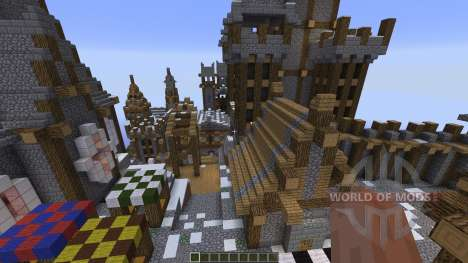 City of BjornBurg для Minecraft