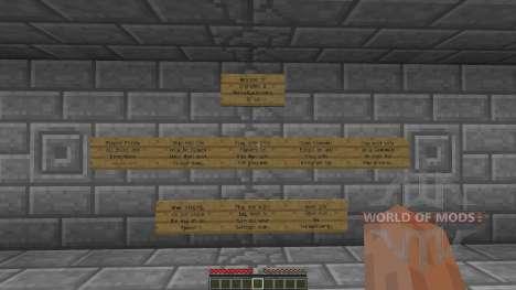 Grenades для Minecraft