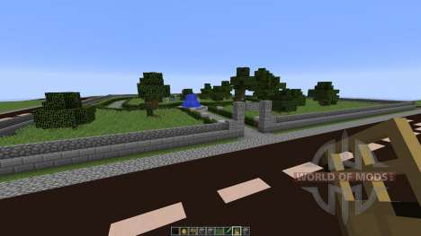 Izaeit Industries для Minecraft