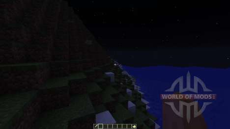 Skyrim map для Minecraft