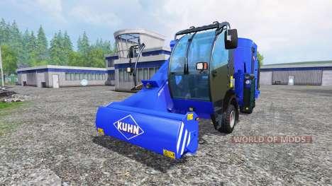 Kuhn SPV 14 v2.0 для Farming Simulator 2015