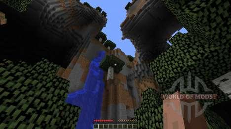 Castle Wars 2 для Minecraft