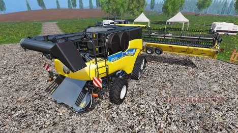 New Holland CR10.90 [motortuning] для Farming Simulator 2015