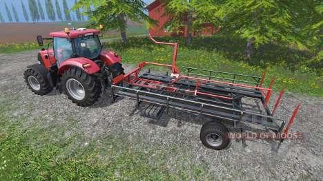 Ursus T-127 v1.1 для Farming Simulator 2015