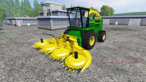 John Deere 7180 для Farming Simulator 2015