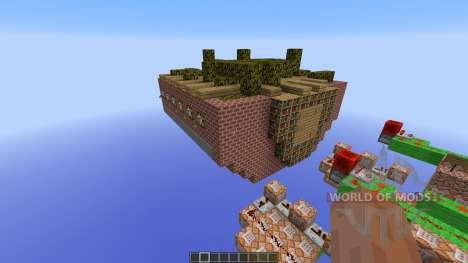 Custom Crafting Recipes для Minecraft