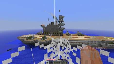 Day D Normandy invasion для Minecraft