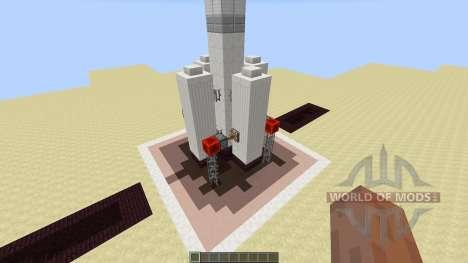 Space Program для Minecraft