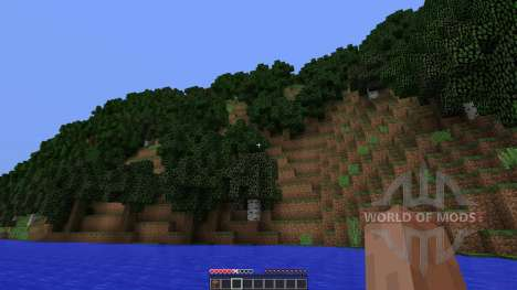 The Land of the Srebmun для Minecraft
