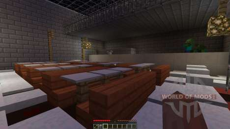 Escape from Coldwraith Prison для Minecraft