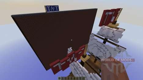 TNTWars Ships для Minecraft
