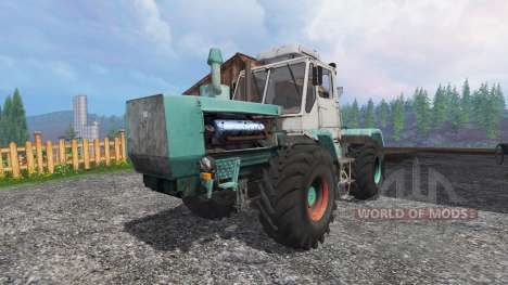 Т-150К v2.0 для Farming Simulator 2015