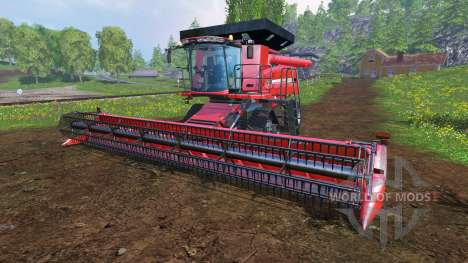 Case IH Axial Flow 9230 [crawler] для Farming Simulator 2015