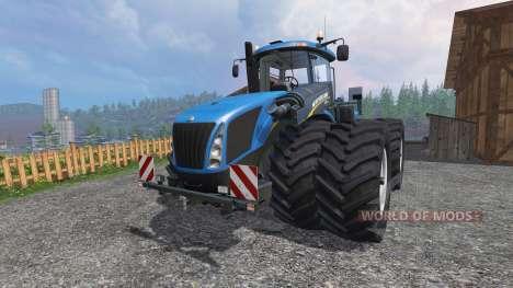 New Holland T9.565 Duel Wheel v2.0 для Farming Simulator 2015